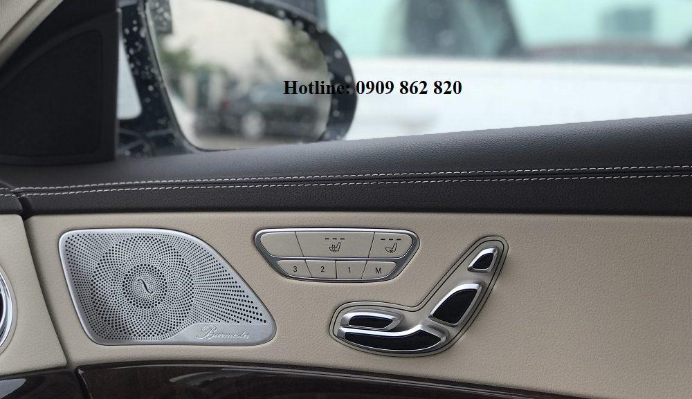 Mercedes S450L