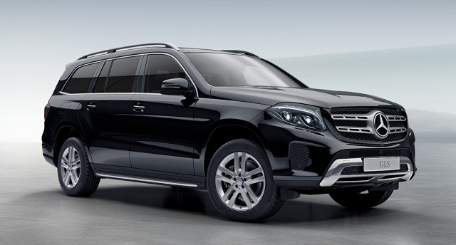 Mercedes GLS350 4Matic full