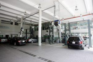 Xe Mercedes Phú Mỹ Hưng