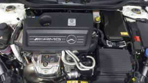 Đánh giá xe Mercedes CLA45 AMG tại Việt Nam