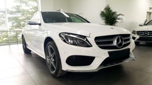 giá xe Mercedes C300 2018