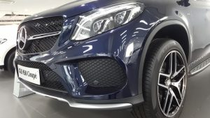 Mercedes GLE450 Coupe