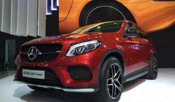 Mercedes GLE450 Coupe full