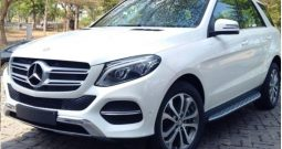 Mercedes GLE400 Exclusive