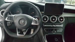 Mercedes C300 Coupe 2018