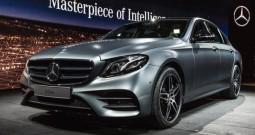 Mercedes E300 CBU