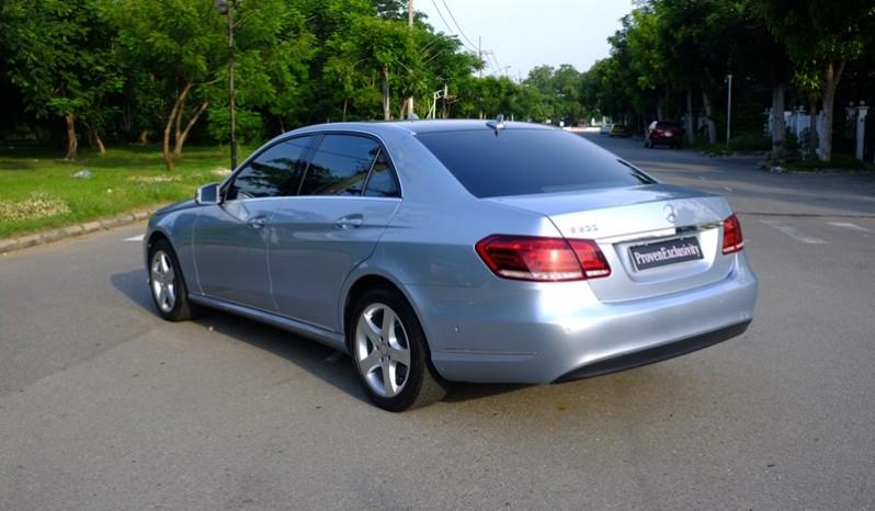 Mercedes E200 đã qua sử dụng full
