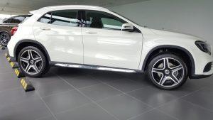 Mercedes GLA250 2017, 2018