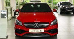 Mercedes CLA45 AMG 4MATIC