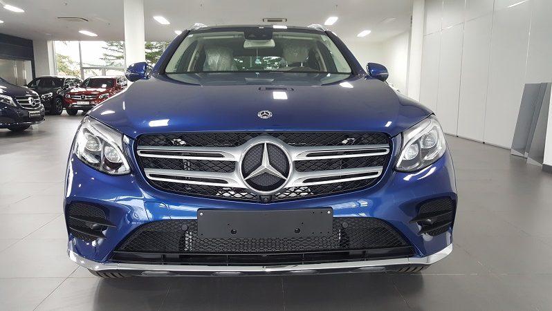 Mercedes GLC300 2018