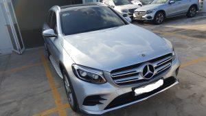 Mercedes glc300 2019