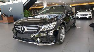 giá xe Mercedes C300 AMG