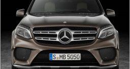 Mercedes GLS500