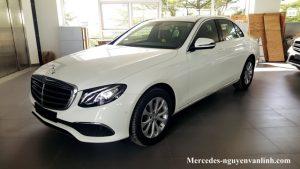 Giá Mercedes E200 2018