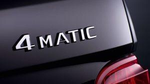 Hệ thống dẫn động 4Matic