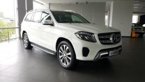 giá xe Mercedes GLS400