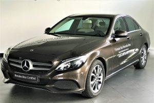 Bán xe Mercedes C200 cũ 2017