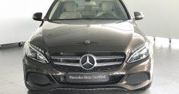 Mercedes C200 Cũ 2017