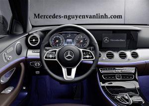 đánh giá Mercedes E300 2019