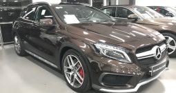 Mercedes GLA45 đã qua sử dụng