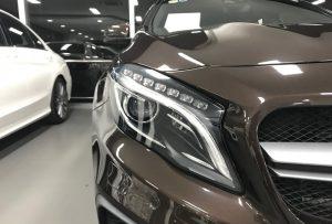 Mercedes GLA45 cũ