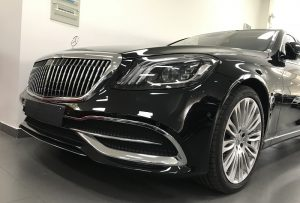 Mercedes maybach S450 4matic