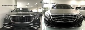 mercedes s450 maybach 2019