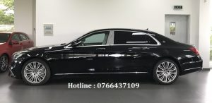 mercedes s450 maybach