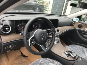 Mercedes E200 Sportlight