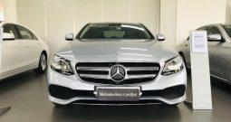 Mercedes E250 đã qua sử dụng