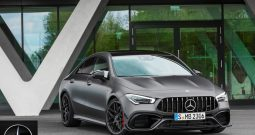 Mercedes CLA45 AMG 4MATIC