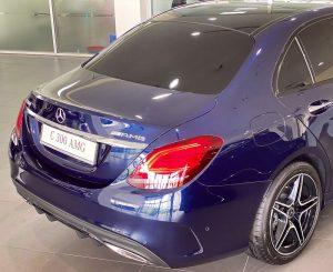 Mercedes c300 giá bao nhiêu