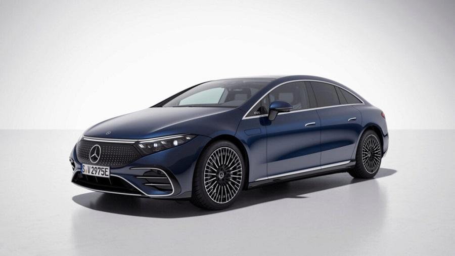 Giá Mercedes EQS