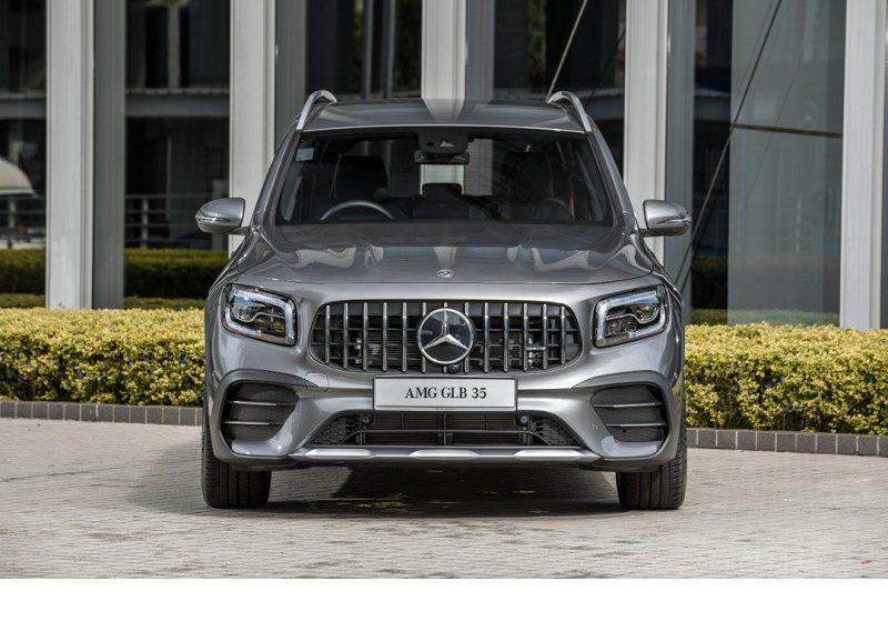 Mercedes GLB 35